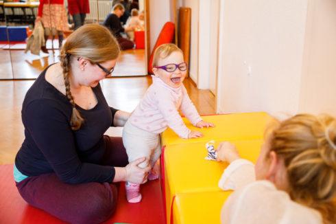 Bobath-Therapie für Kinder